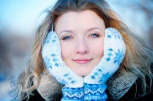 зимний уход за телом
